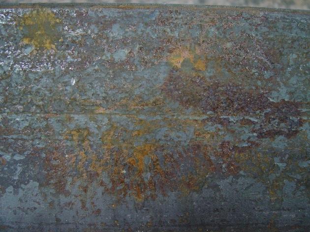 Oxido rust qu micas th i - Como limpiar metal oxidado ...