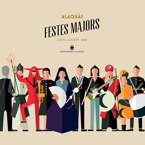QTsl Fiestas Locales Alacuas 2014