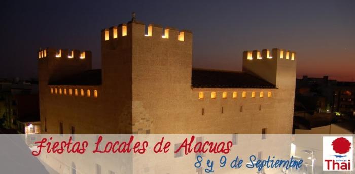 Fiestas Locales de Alacuas 2015
