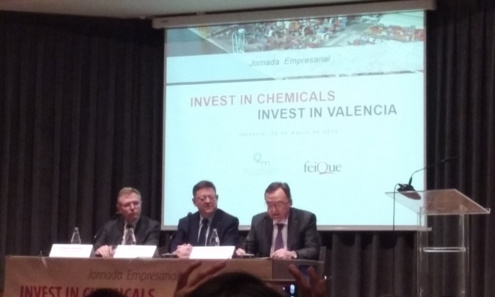 Invest in Chemicals, Invest in Valencia