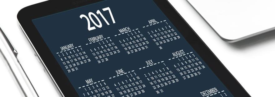 Calendario Medioambiental 2017