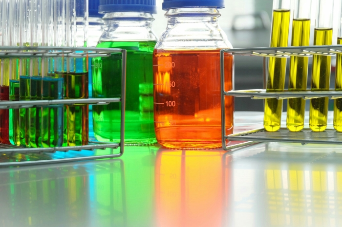Utilizar Productos Químicos de FormaSegura