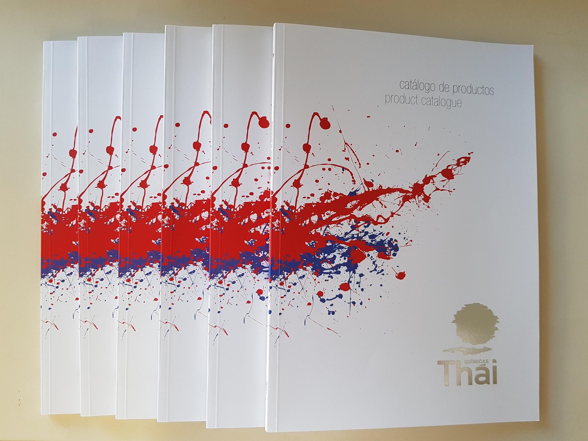 Nuevo Catálogo de Químicas Thái